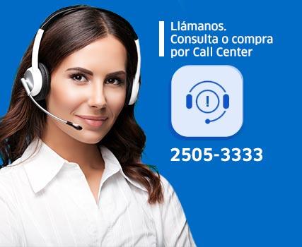 Llámanos 2505-3333