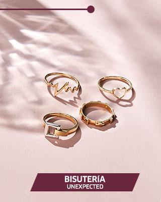 BISUTERIA - UNEXPECTED